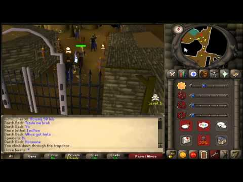 [RS07] Runescape 2007 scape Money Making Guide #2- Deadly red spider eggs- 150k+ Per Hour