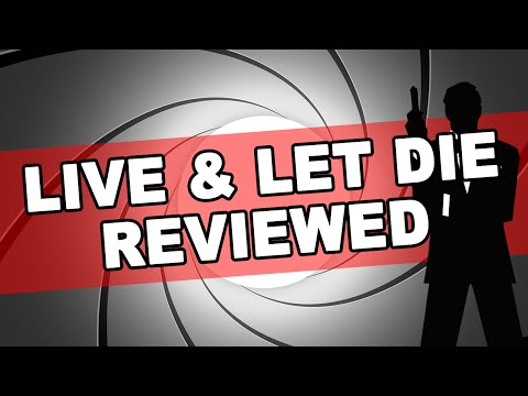 Live & Let Die Reviewed | James Bond Radio Podcast #030