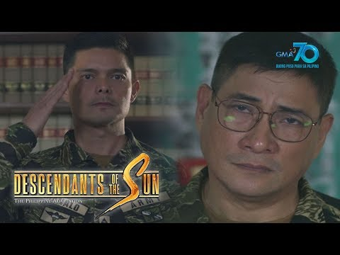 Descendants Of The Sun: CPT. Lucas On The Hot Seat! | Episode 27