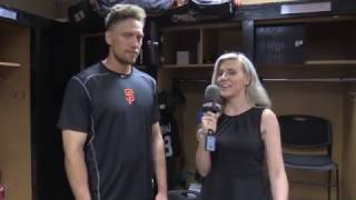 Did Hunter Pence Have Something To Do With Michael Morse Returning?