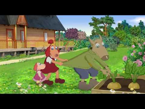 Эстонский мультфильм lotte