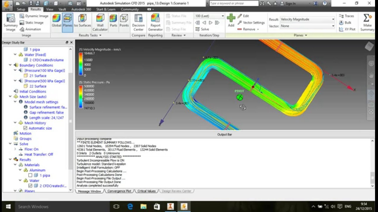 tutorial autodesk cfd pemula