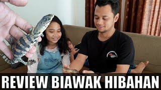 Review Biawak /Asian water monitor