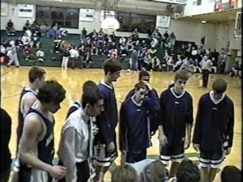 Malvern Prep Basketball vs Monsignor Bonner (2003)