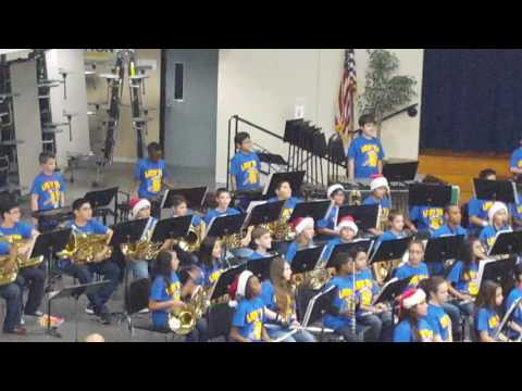 Labay Middle School 6th grade Beginner Band Ode to Joy