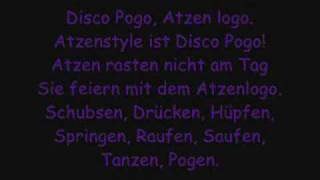 Frauenarzt & Manny Marc - Disco Pogo [with Lyrics]