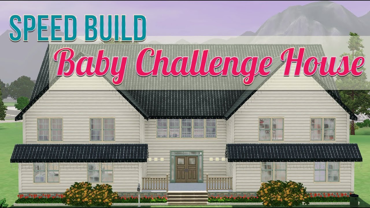how to build a good sims 3 house