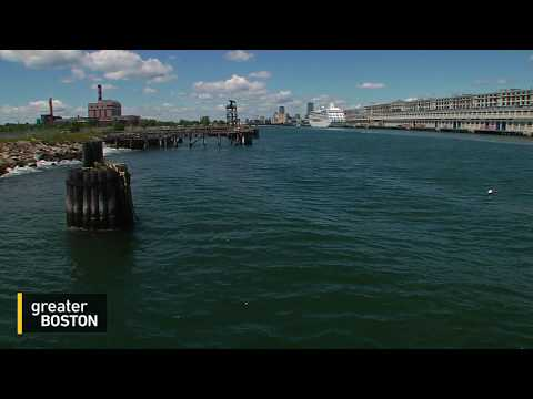 Boston Harbor Dredging