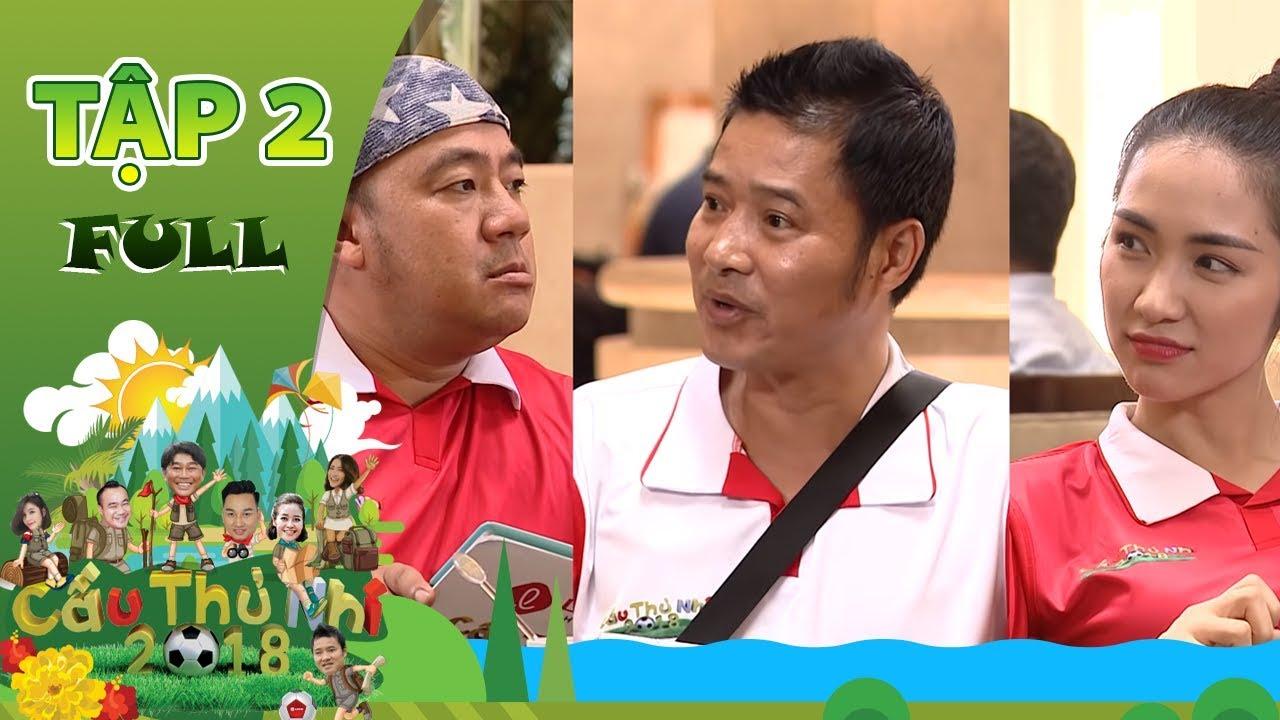 """Cầu Thủ Nhí 2018   Tập 2   Hiếu Hiền """"lật mặt"""" với HLV Hồng Sơn, lập bè phái cùng Hòa Minz"""
