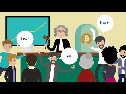 La pari du Bitcoin
