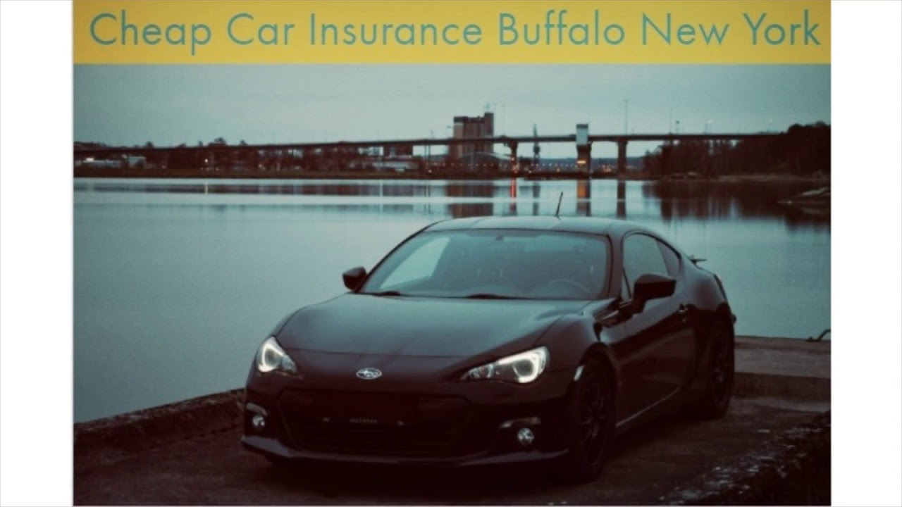 Get Now Cheap Car Insurance in Buffalo New York