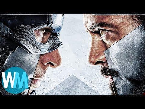 Top 5 MCU Movies to Watch Before Seeing Avengers: Infinity War