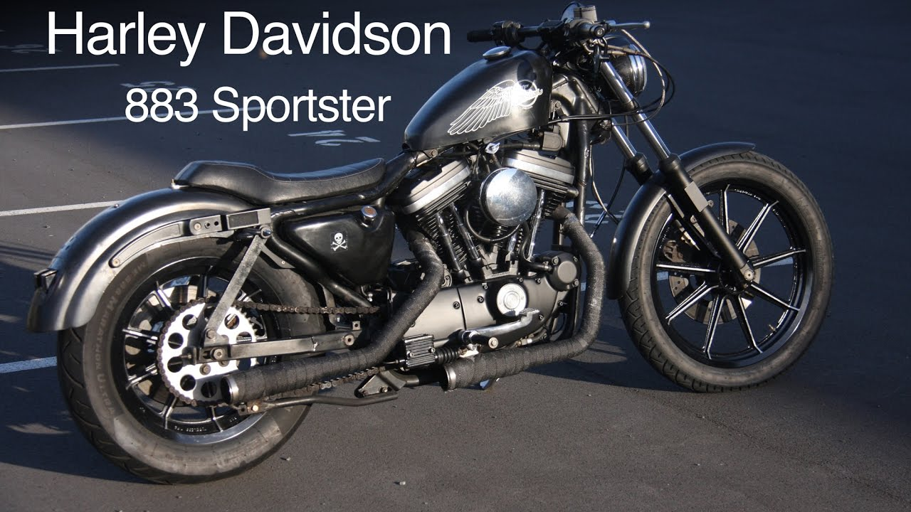 1986 Harley 883 Sportster Diagrams Circuit Wiring And Diagram Hub Finished Davidson Youtube 1200