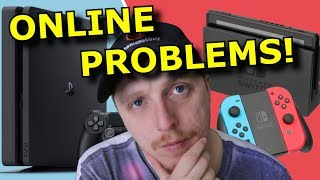 I'm MAD Ps4 and Switch Online Are Getting WORSE! - Angry Rant