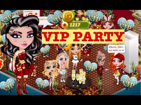 AVATARIA VIP PARTY (CHRISTMAS GOAL)