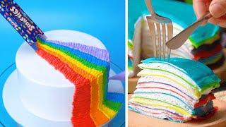 Amazing Cake Decorating Ideas | 10 Beautiful Cake Decorating Tutorials by Tasty Plus | So Yummy Cake