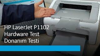 Printer Hardware Test   Donanım Testi