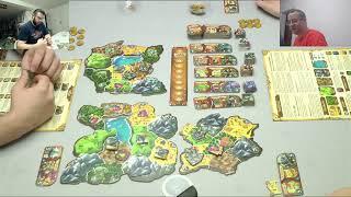 Live Let's Play Smąll World of Warcraft - Teil 1 (asmodee) / Herbstneuheit / Essen 2020