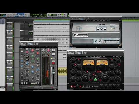 Ampeg - SVT-VR Classic - Playthrough | Plugin Alliance