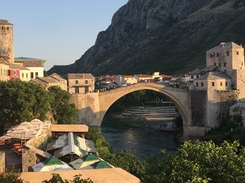 Mostar, Bosnia: Islamic Historical City in former Yugoslavia