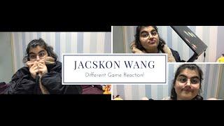 Jackson Wang- Different Game MV REACTION   MiraMeDaily Video