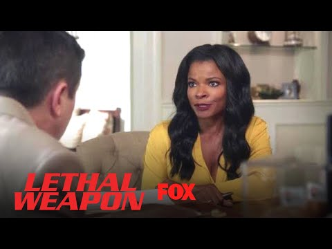 Leo Asks Trish For Help | Season 3 Ep. 4 | LETHAL WEAPON