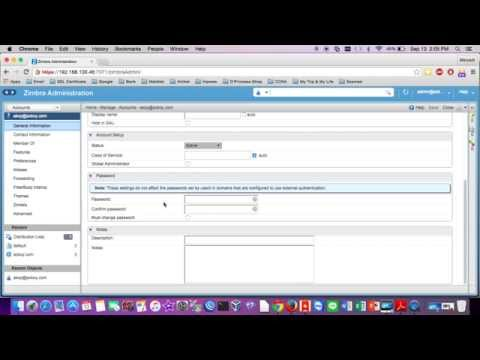 How To Login To Zimbra Email - Zimbra from YouTube · Duration:  1 minutes 20 seconds