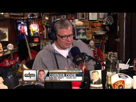 Connor Cook on The Dan Patrick Show (Full Interview)