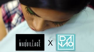 TEAM MAQUILLAGE | Davao Fashion Weekend