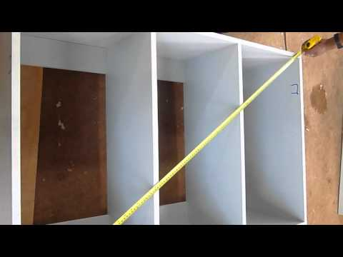 Armando furniture in melamine how to do it youtube for Como hacer muebles en melamina