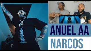 Anuel AA - Narcos (Official Music Video) Reaction
