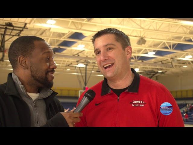 Girls High School Basketball: Lowell Vs. Marine City 12/27/19