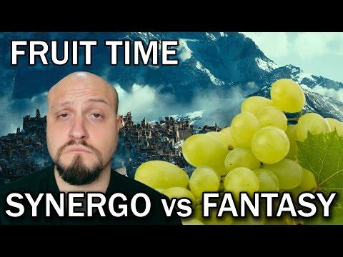 FRUIT TIME - SYNERGO VS FANTASY