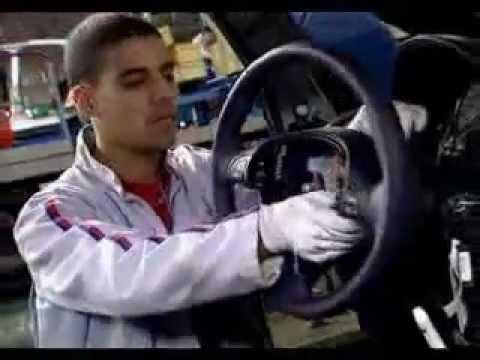 Сборка Peugeot 1007