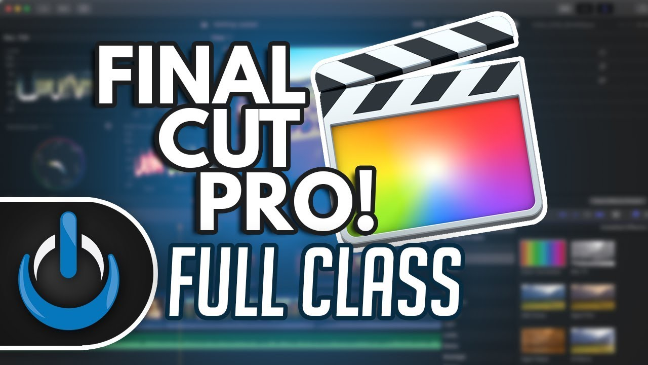 How to add text fonts to final cut pro x youtube.