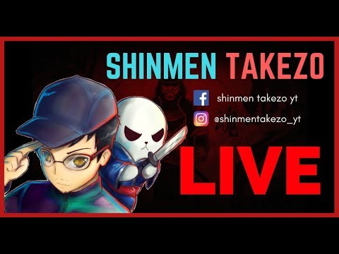 🔴 MINSITTHAR, MASTERY CODES, GIVEAWAYS | Shinmen Takezo Live | Mobile Legends