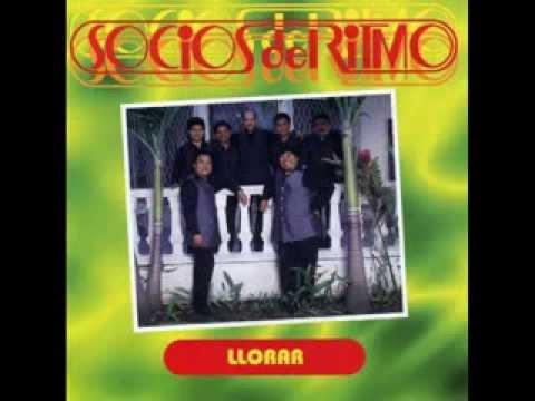 Los Socios Del Ritmo - Llorar (Audio Oficial)