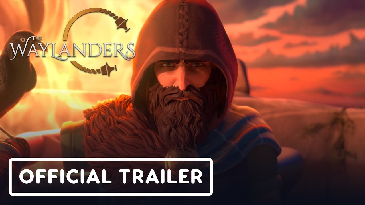 The Waylanders: Offizieller Kinotrailer - Gamescom 2019 + video