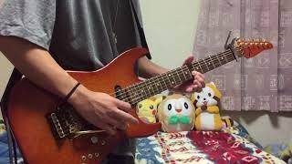 Twitter→hukurou_guitar 甘酸っぱさ全開で弾きました! この曲を弾いて...