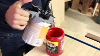 Rockler Mixing Mate Paint Lid Review By Hosey's Workshop