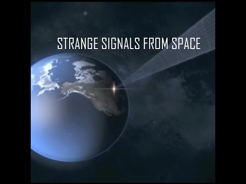 Strange Signals from Space