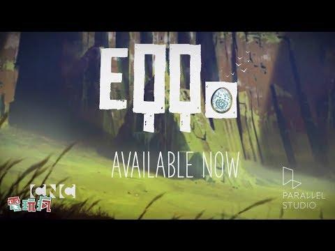 《EQQO》手機遊戲 失明的男孩和神奇蛇蛋的奇妙冒險