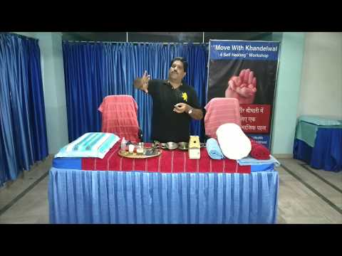 1:  Acupuncture/Acupressure Moxibustion First Hand Practical Knowledge