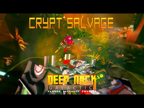 Salvage Operation: Loud Crypt |