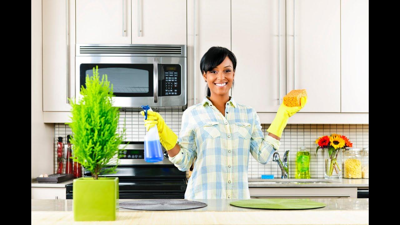 10 pasos para limpiar una cocina c mo limpiar la cocina - Como limpiar paredes blancas muy sucias ...