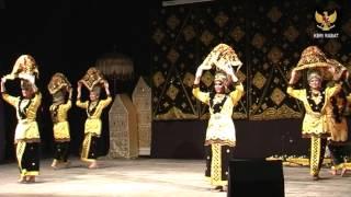 Tari Randai Jamba - SANGRINA BUNDA  Part. 1