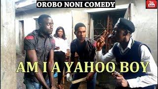 Naira Marley x Zlatan - Am I A Yahoo Boy (Official Video) (Orobo Noni Comedy)