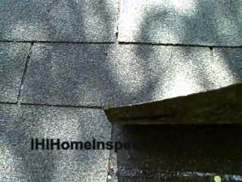 By walking the roof the Atlanta home inspector provides a thorough roof inspection