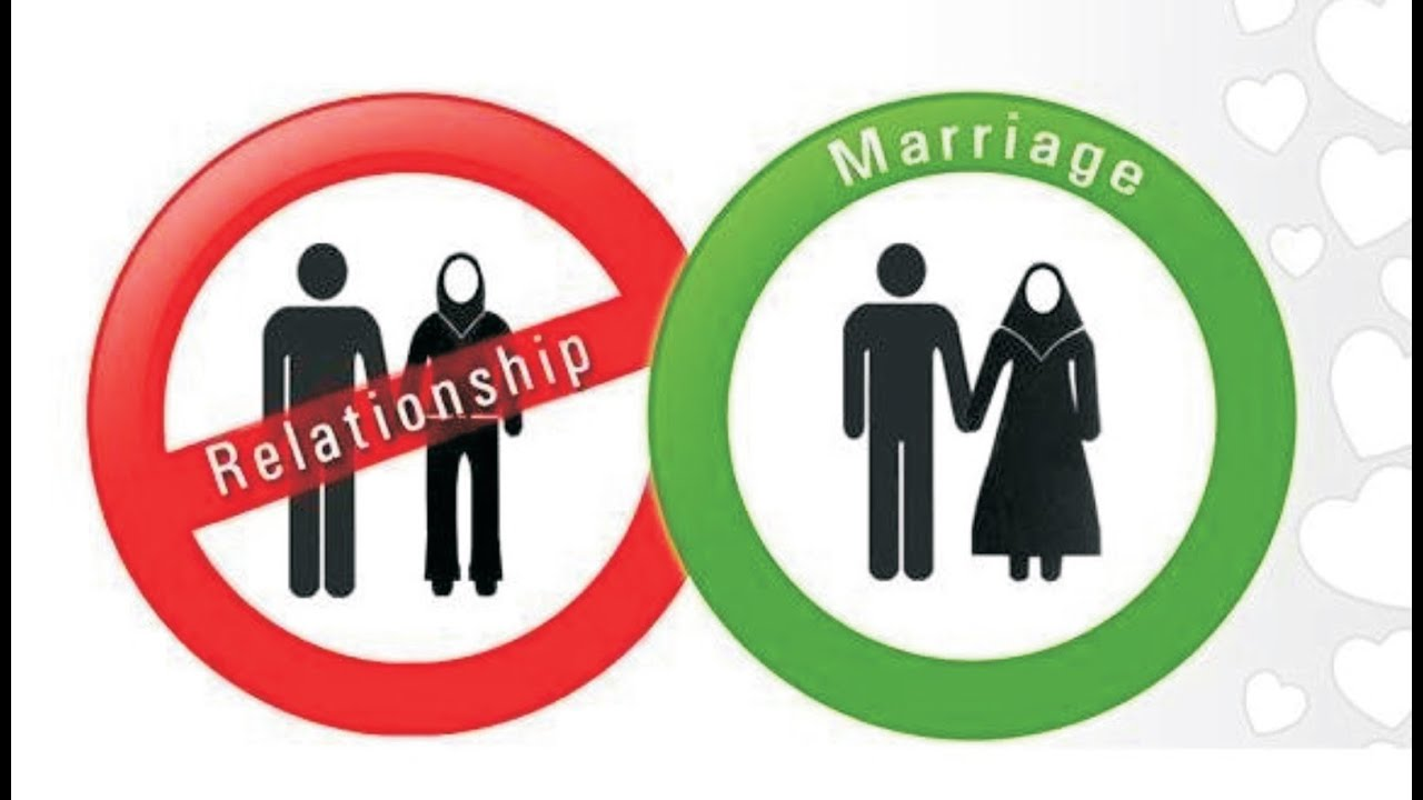 Dating is not allowed in islam