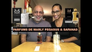 Parfums de Marly Pegasus & Safanad REVIEW with Tiff Benson + GIVEAWAY (CLOSED)